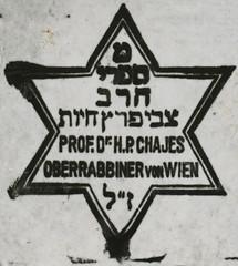 Library of the Rabbi Zwi Perez Chajes