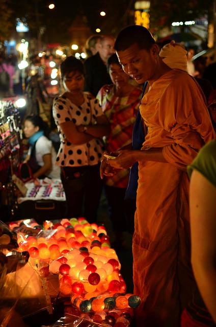 Sunday Market, Chiang Mai