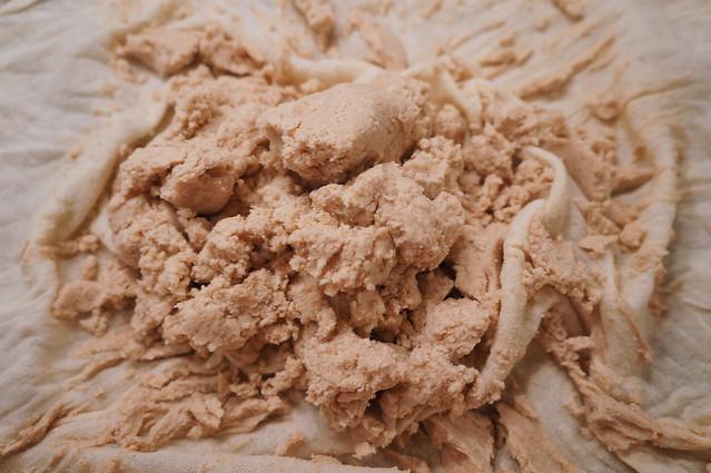 almond pulp
