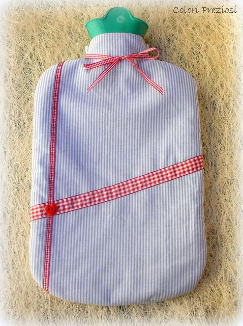 Custodia per borsa dell'acqua calda