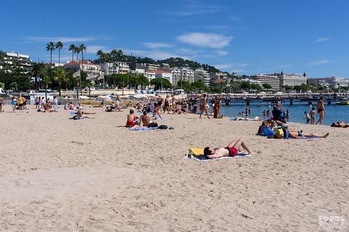 Cannes Beach, Cote d'Azur