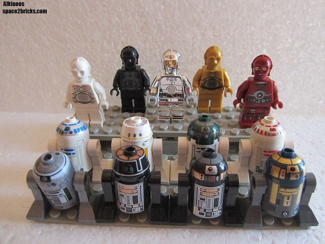 collection droids