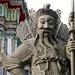El guardián del Wat Pho
