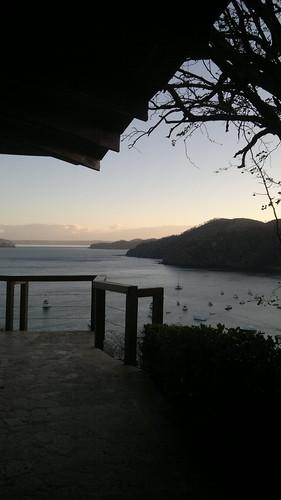 ocean sunrise boats guanacaste morningview ocotal ocotalbeach