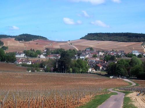 france wine burgundy givry chateaudechamirey