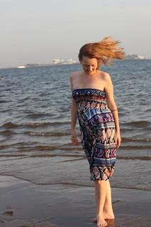 Фотография Пленэр Морская нимфа