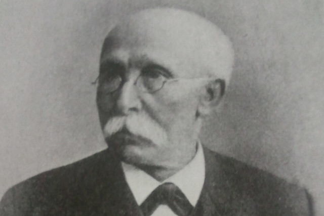 Franz Strauss. Author unknown