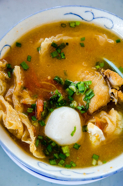 Fatt Kee Fish Mixed at Kota Kinabalu, Sabah