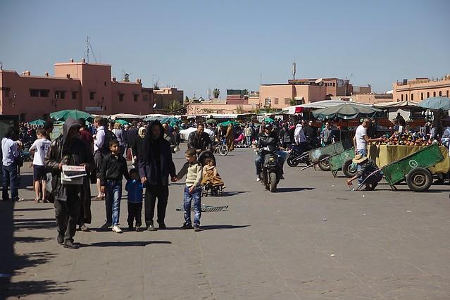 110 - Plaza Jemaa El Fna