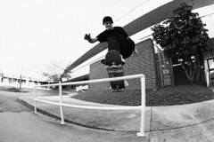 Jeff Masi | Frontside Boardslide - PTEC