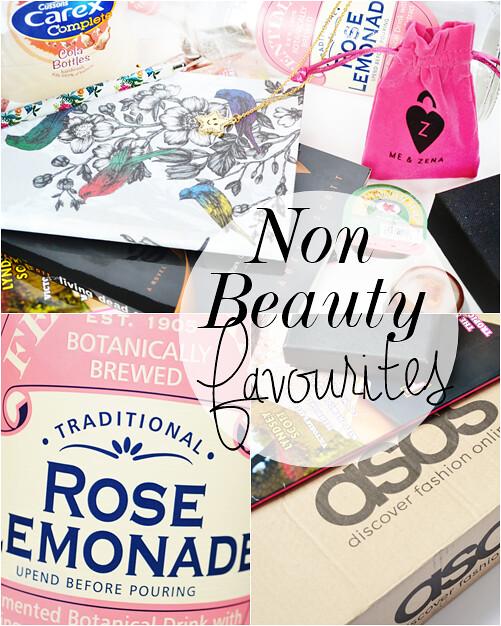 Non_beauty_favourites
