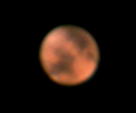 Mars on 4/16/14