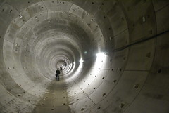 Tunnelbuis Noord-Zuidlijn