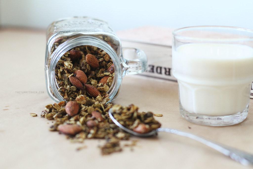 18825371142 962144de67 b - A quick Matcha Granola recipe to perk up your Mondays
