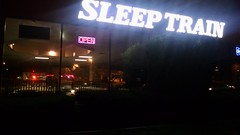 I have said that mattress stores should be open at night to accommodate their target audience of tired people.