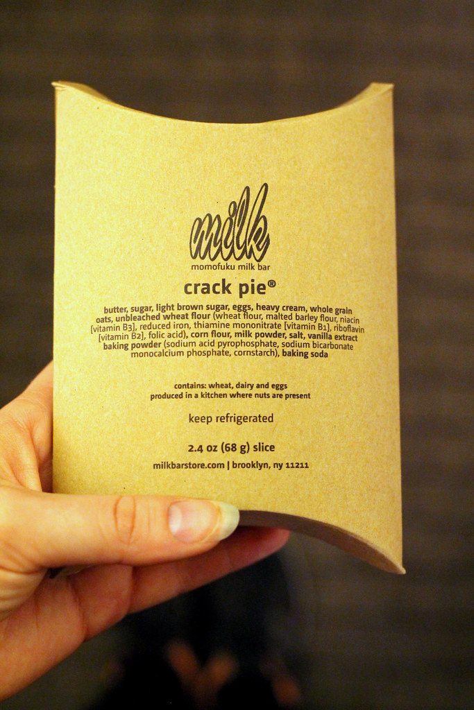 Milk Bar New York Crack Pie (2)