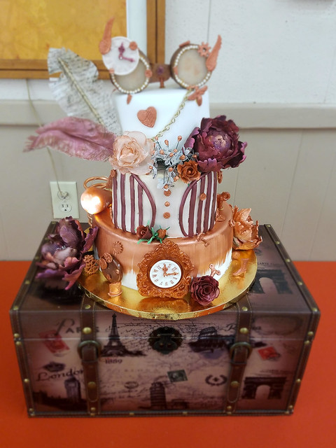Cake by Linda DeRemer of Create a Cake