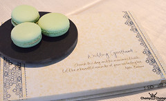 Macarons @ Sky on 57, Singapore
