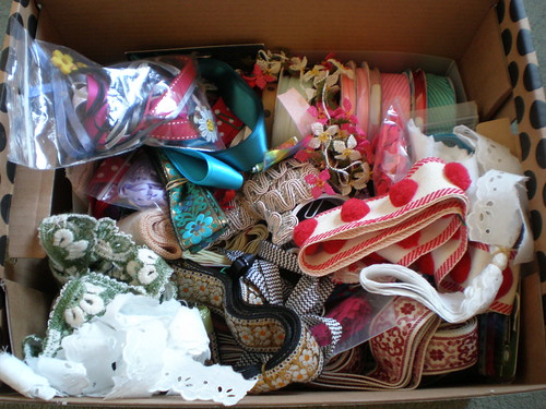 Box of Ribbon