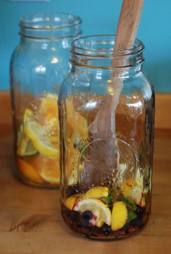 Flavored Water Muddle