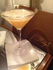 ruby vanilla cocktail
