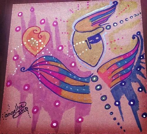 Luz de corazón by *♡* Angel de Luz *♡*
