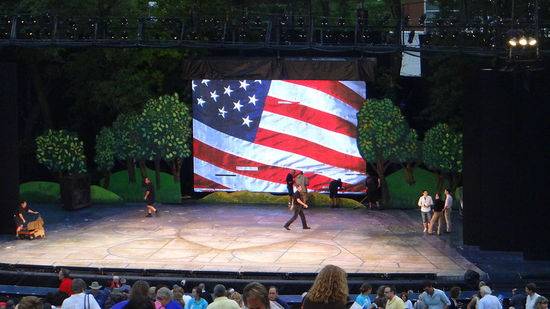 DSC00984 flag 170613 Muny Sunset