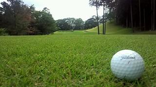 ゴルフラウンド37回目:鹿沼プレミアGCは51+49=100。グリーンが難しくて面白い。