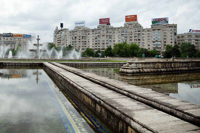Bucharest Fountains
