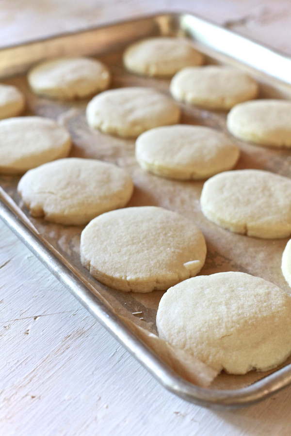 Almond Pillow Cookies 20