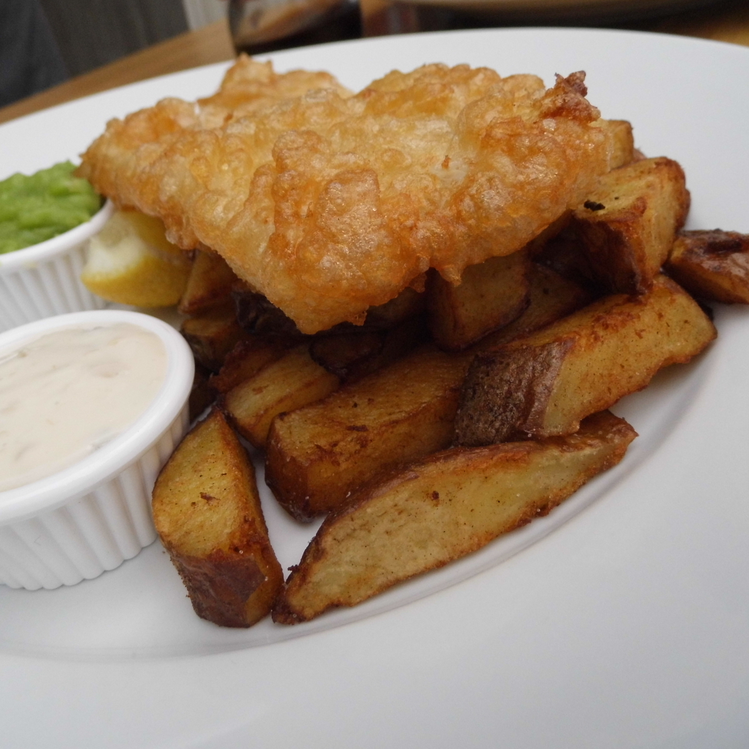 Tuillie Inn Fish and Chips