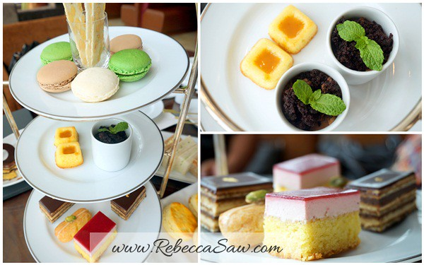 Afternoon Tea, Valrhona Chocolate Buffet -Thirty8, Grand Hyatt KL -017