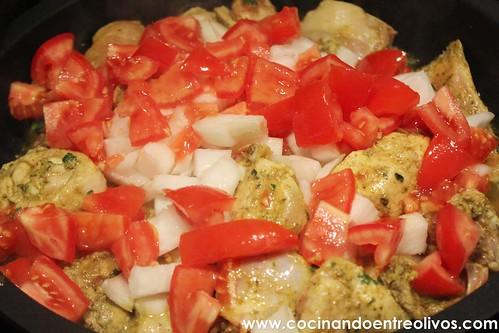 Pollo a la moruna www.cocinandoentreolivos (7)