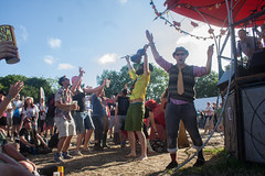 Glastonbury 2013 - The Destroyers