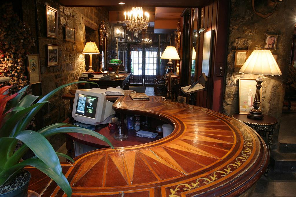 Hotel-PierreduCalvet-Reception-Vieux-Montreal