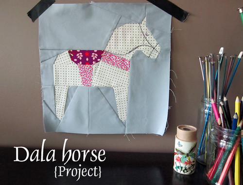 Dala horse project