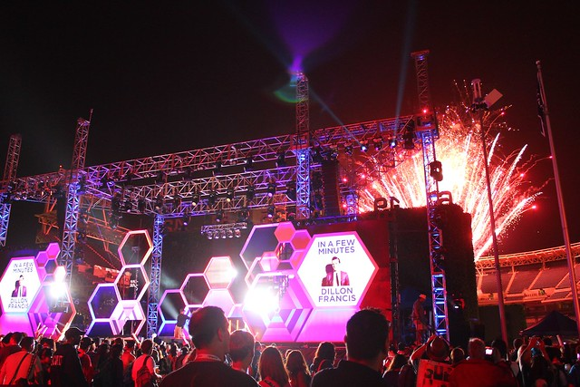 San Diego Comic-Con 2013 - MTV2 Party in the Park