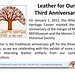 Leather Anniversary