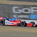 Justin Wilson rolls through the backstretch esses at Sonoma Raceway