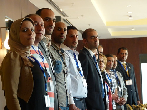 ITF Arab World young workers committee