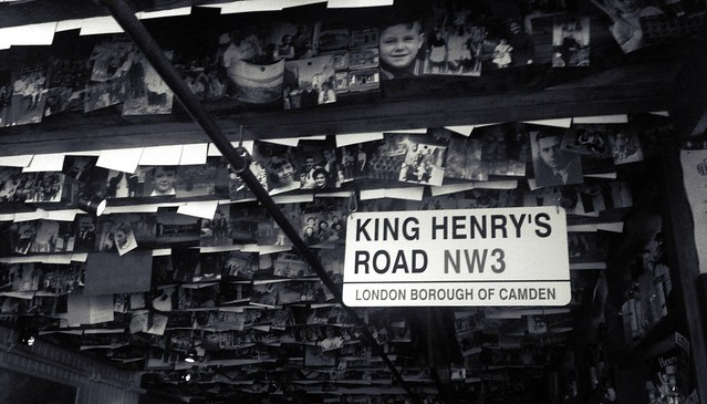 King Henry's Road NW3