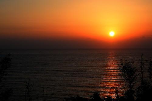 weather 天氣 2013 09 sep taiwan circular travel taitung 九月 旅遊 環島 台灣 day3 台東 sunrise 日出 風景 scenery circle