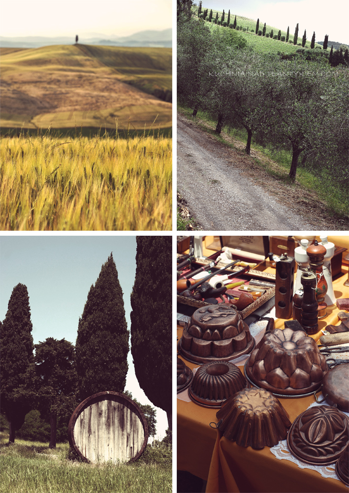 Memories from Italian Tuscany