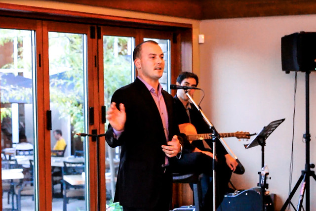 Marc & Marc - Trius Winery Aug 30