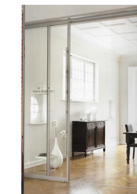Puertas en aluminio y vidrio - photo#46
