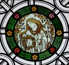 Cardiff Castle Stained Glass