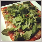 ruccola pizza