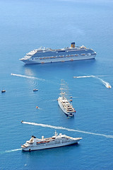 Croatia-01778 - Visiting Cruise Ships