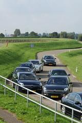 C6 traffic jam