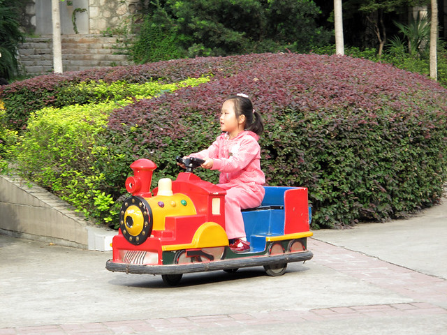 Ride On Train For Backyard : Train ride  Flickr  Photo Sharing!